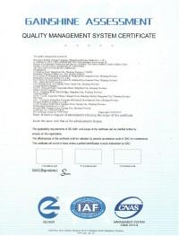 Международный сертификат 3